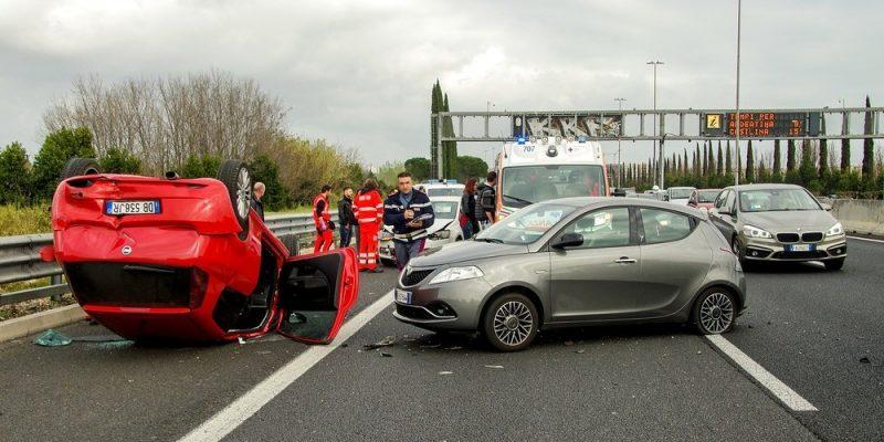 Bilbärgning i olika situationer