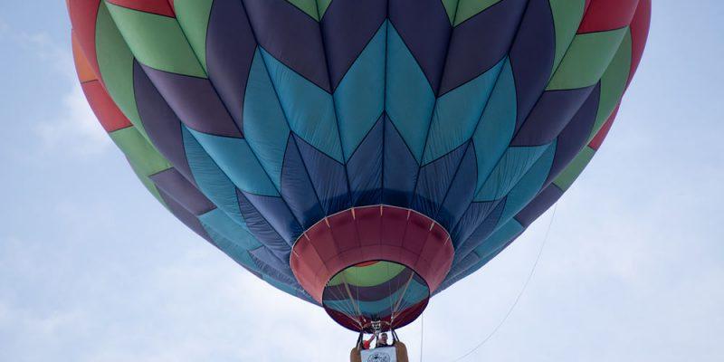 Luftballongflygning - en upplevelse utöver det vanliga