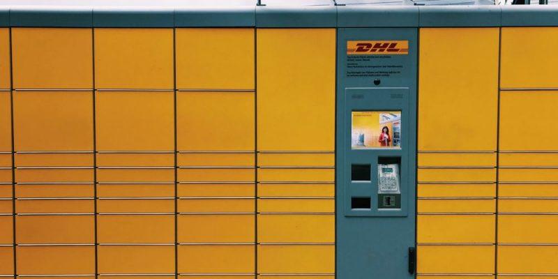 Skicka ditt paket med  DHL